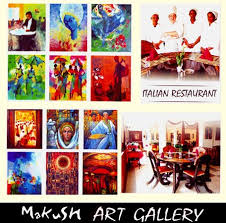 fantastic ethiopian art and restaraunt