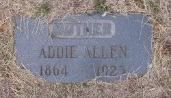 Mrs Addie Allen Wilcox (1864-1923) - Find A Grave Memorial