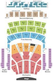 auditorium theatre il seating chart