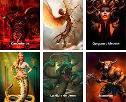 ▷ Criaturas y monstruos de la mitología griega 【 Edición 2020 】