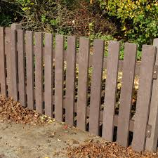 Recycled Plastic Wood Fencing Products Filcris Ltd