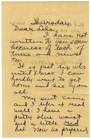 Letter from Jessie N. to Lela Smith, November 8 1913] - The Portal to Texas  History