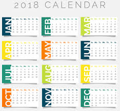 free 2018 calendar wallpapers hd