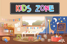 Kids Zone Kids Room Sign Playroom Signs Fun Sign Factory