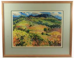 Original Artwork Mt Canobolas Autumn - Lot 686384   ALLBIDS