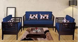 sofa set teak wood