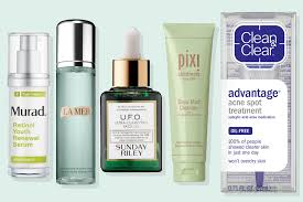nighttime skin care routines