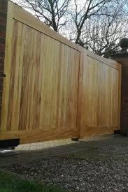 Wooden Gates Double Wooden Gates Sliding Gates Garden Gates