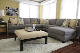 brown sectional sofa decorating ideas