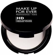 ever hd microfinish pressed powder
