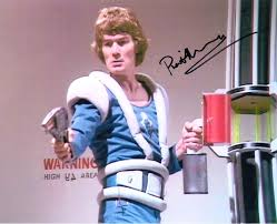 DOCTOR WHO AUTOGRAPHS: (4) PLANET OF EVIL (1975)