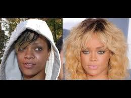 celebrities without makeup photos
