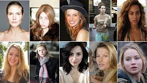 celebrities who look great without