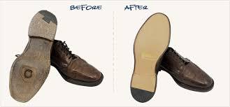 shoe repair boot resoling