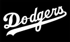 Los Angeles La Dodgers Mlb Logo Team Baseball Vinyl Decal Sticker Car Window Ebay