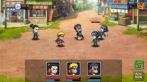 Game Naruto Đại Chiến - Trò chơi Naruto chiến đấu Online