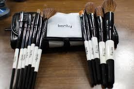 karity cosmetics makeup brushes review