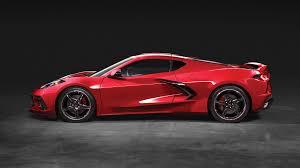 We Ride in a 2020 Chevrolet Corvette Stingray Prototype!