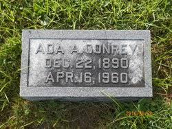 Cora Ada Griffin Conrey (1890-1960) - Find A Grave Memorial