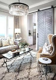 living room brown stripes beige rug