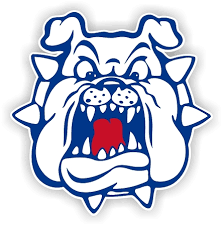 Fresno State Bulldogs D Die Cut Decal 4 Sizes 3769