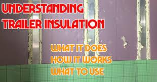 trailer insulation trailmeister