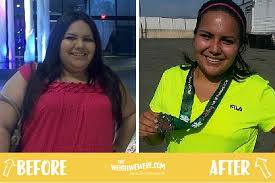 i lost 85 pounds and ran a half marathon