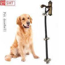 pet dog doorbells rope adjustable nylon