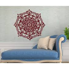 Decal House Mandala Wall Decal Wayfair
