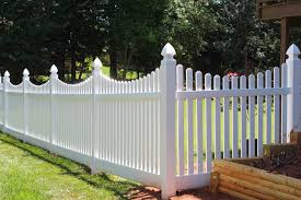 Decorative Vinyl Fence Growing In Popularity Country Estate Fence