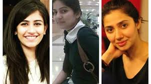 pak actress without makeup pics