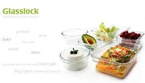glasslock glas containers clean