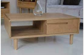 homestyle scandic solid oak coffee