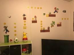 Roommates Nintendo Super Mario Build A Scene Peel And Stick Wall Decals Walmart Com Walmart Com