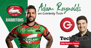 South Sydney captain Adam Reynolds is our special guest on Episode 415 of  the Tech Guide podcast - Tech Guide