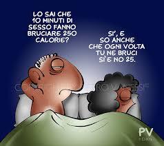 Sesso & Calorie... : commenti « » ...da: www.unavignettadipv.it