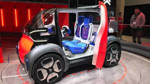 Citroen Ami One concept: dinky concept is mobility problem solver ...