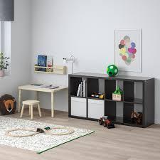 Kallax Shelf Unit Black Brown 30 3 8x57 7 8 Ikea