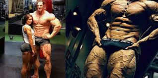 """WATCH: The 6'7"""" Shredded Monster Aaron Reed – Fitness Volt"""