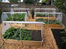 way of turning your patio raised bed