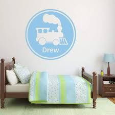 Thomas The Train Wall Decals Kids Wall Sticker Db185 Designedbeginnings