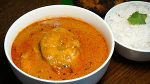 Kerala Style Fish curry with coconut milk