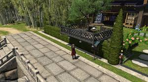 How Do You Float The Wooden Deck On The Glade Hedge Fence Ffxiv