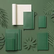 Classic Soft Myrtle Green Journal – UPPERcase