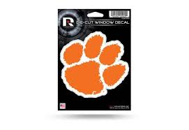 Awesome Clemson Tigers Window Decal Sticker Officially Licensed Check It Out Here Https Customstickershop Us Shop Cle Window Decals Decals Stickers Stickers