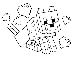 Minecraft Coloring Games Hk42 Minecraft Coloring Pages Free