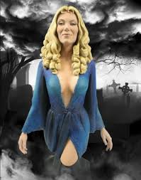 Titan Masterpiece Hammer Horror Ingrid Pitt as Countess Dracula Maxi Bust