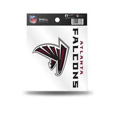Rico Nfl Atlanta Falcons Logo Static Cling Auto Decal Car Sticker Smal Sportzzone