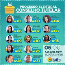 O voto para o conselheiro tutelar não é... - Prefeitura De Itatim