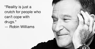 wonderful quotes about depression from the great robin williams